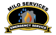Milo Services Emergency Services Logo